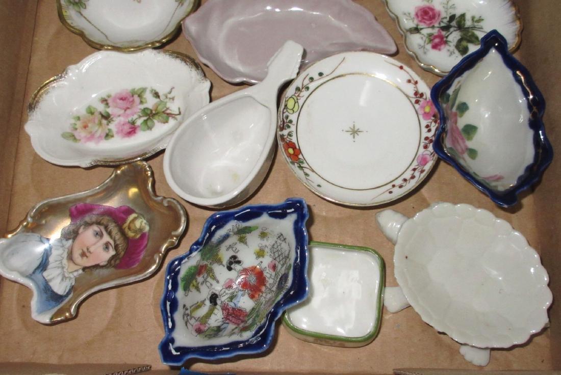 Lot Misc. Porcelain Salts - 4
