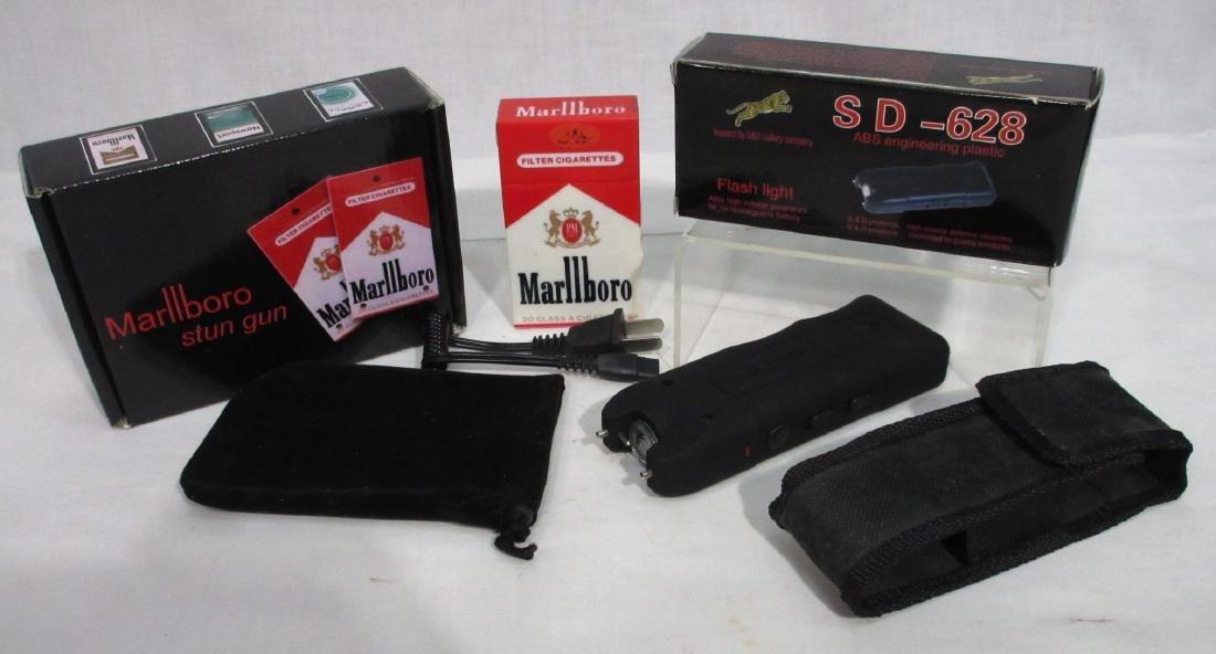 Marlboro & SD-628 Stun Guns