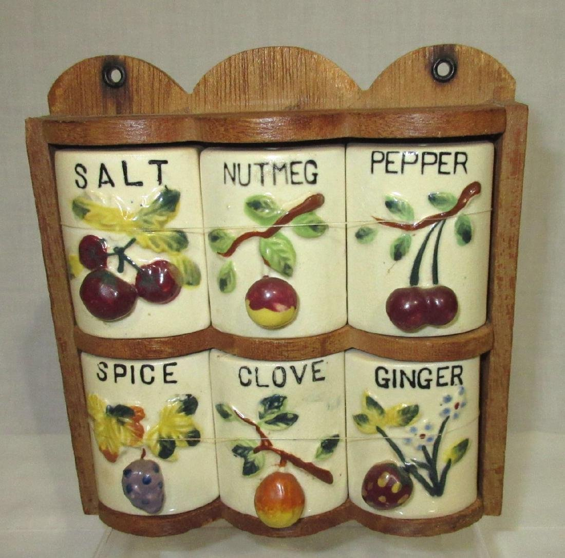 2 Hanging Spice Sets - 2