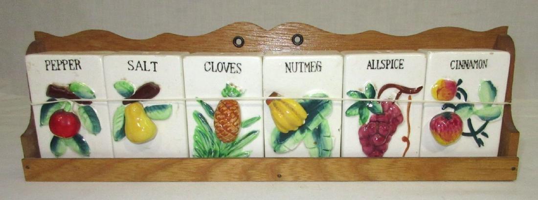 2 Hanging Spice Sets - 3