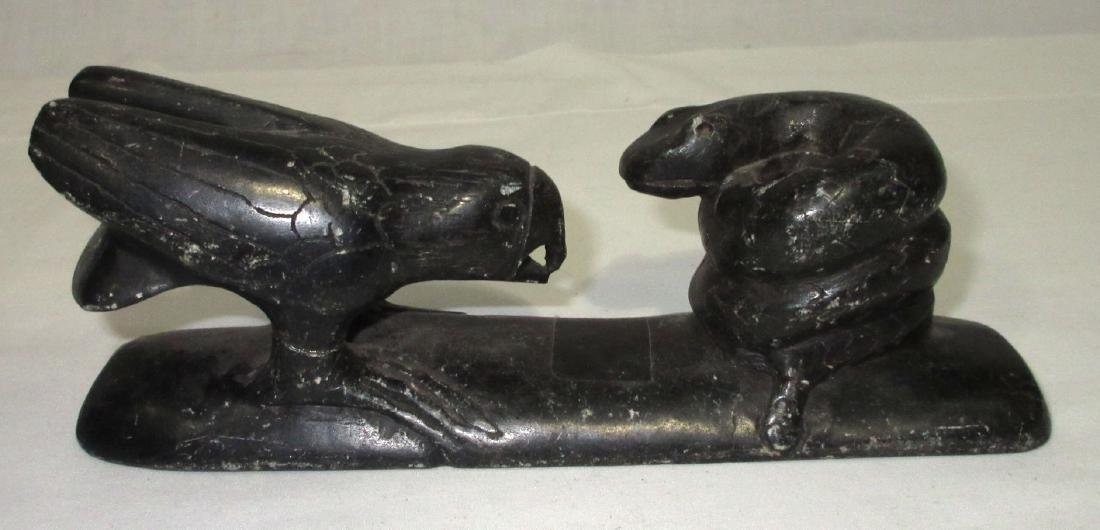 Indian Effigy Pipe - 2