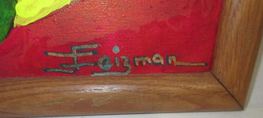 O/C Signed Leizman - 2