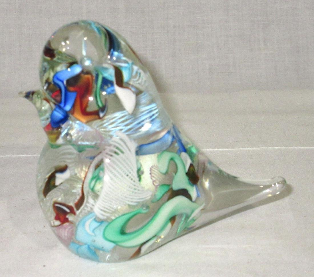 Laticino Bird Paperweight