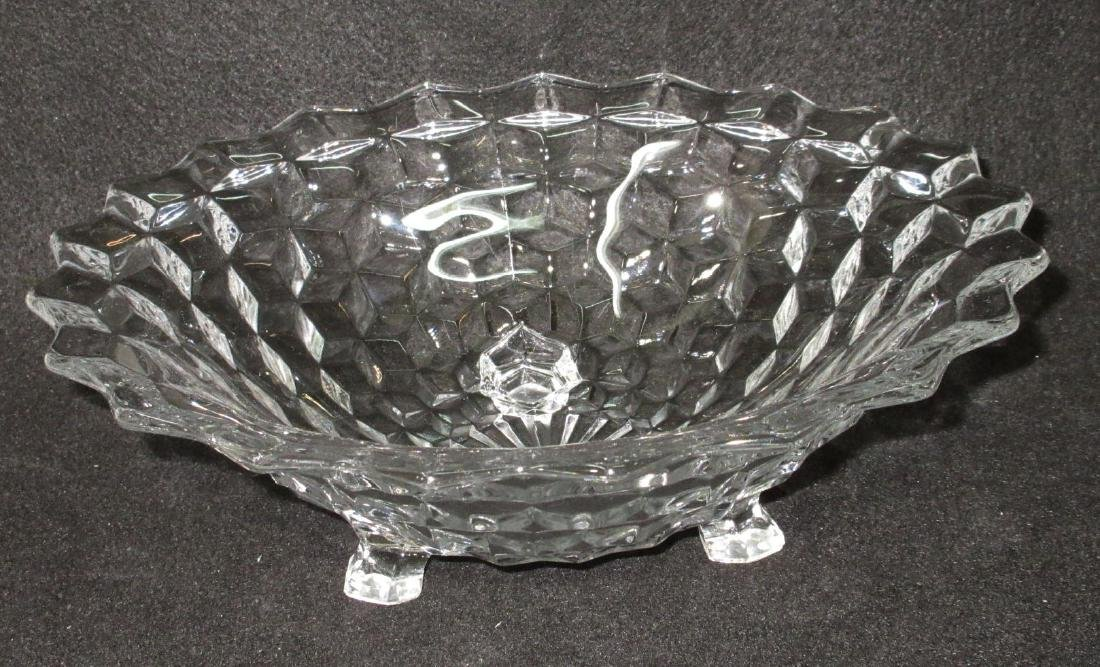 American Fostoria Footed Bowl