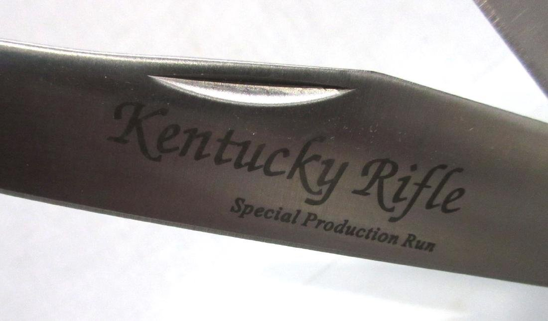 Huge Schrade Old Timer Adv. Display Pocket Knife - 2