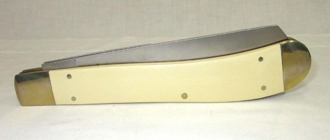 Huge Schrade Old Timer Adv. Display Pocket Knife - 3