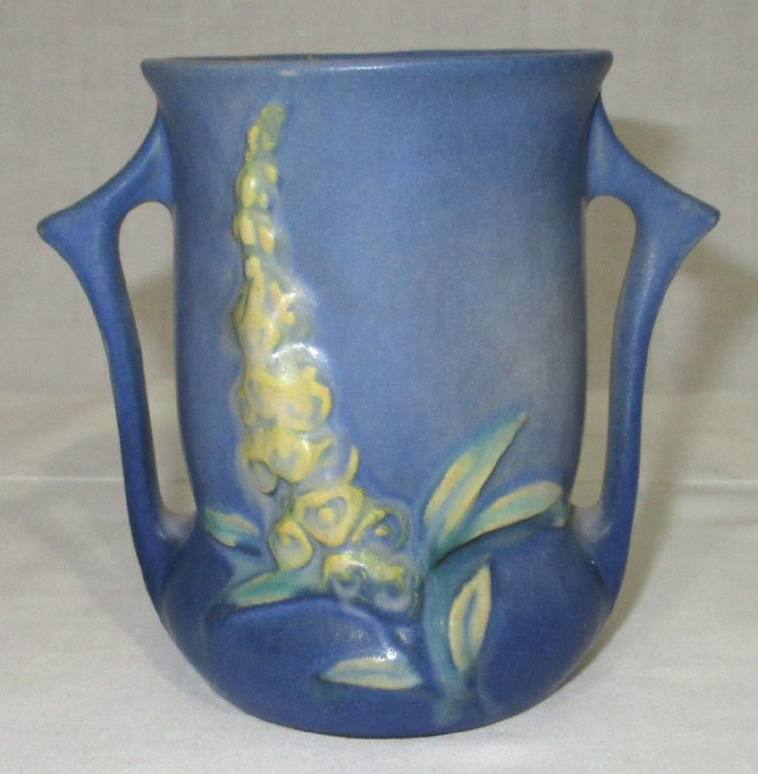 Roseville Foxglove Vase - 2