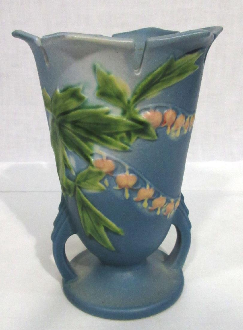 Roseville Bleeding Hearts Vase