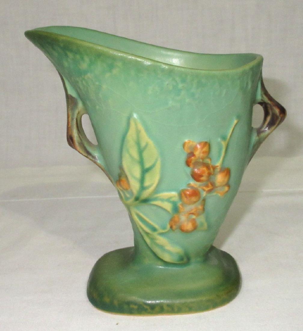 Roseville Bittersweet Vase - 2