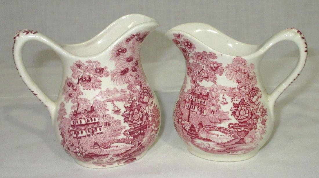 6pc Clarice Cliff Transferware - 3