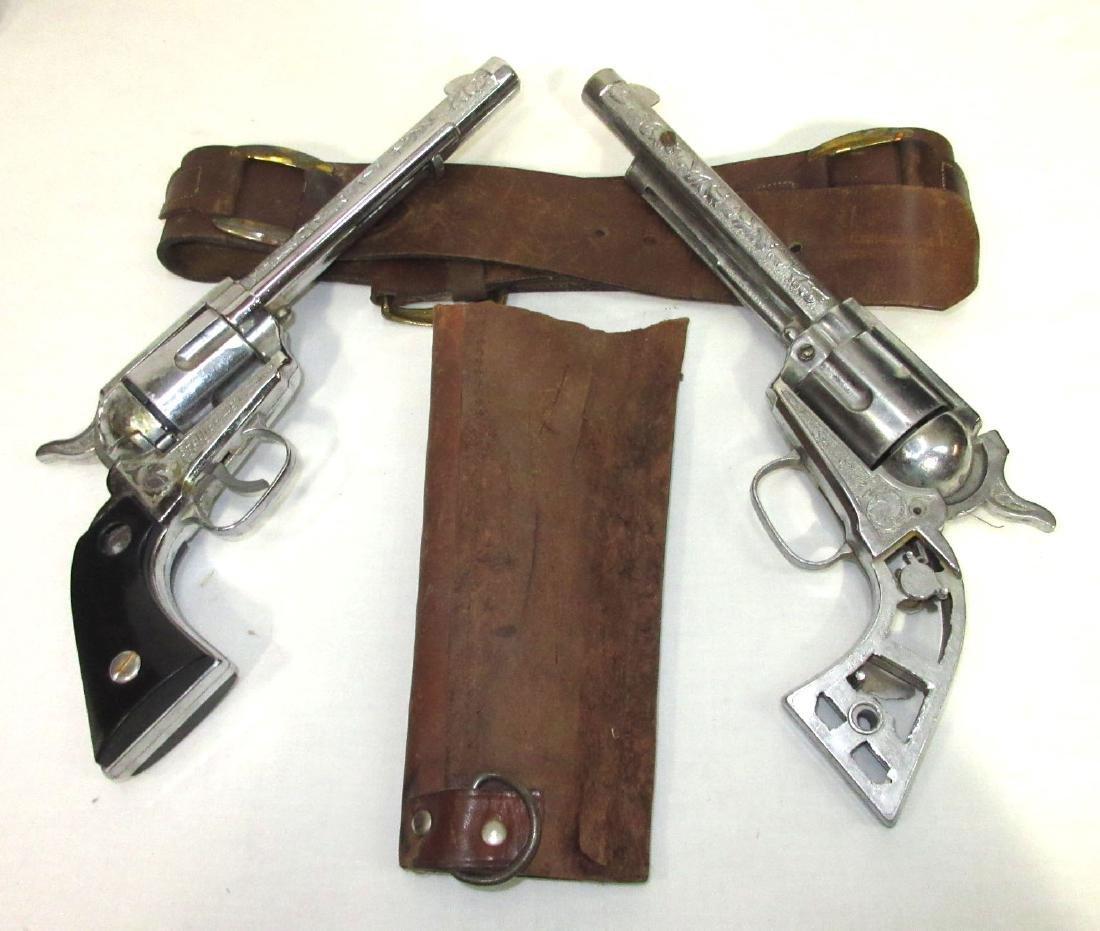 Cap Pistols & Holster - 2