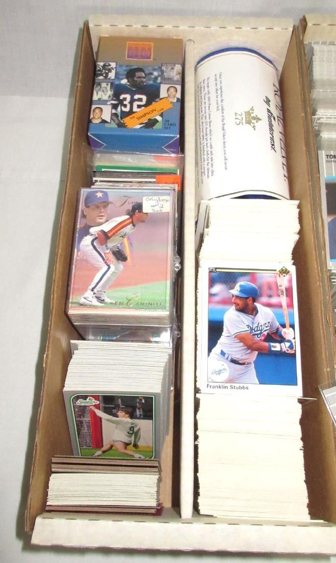 Large Lot Baseball Cards - 2