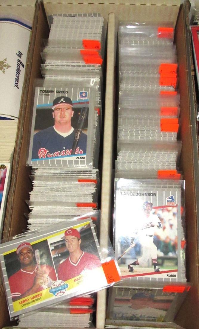 Large Lot Baseball Cards - 3