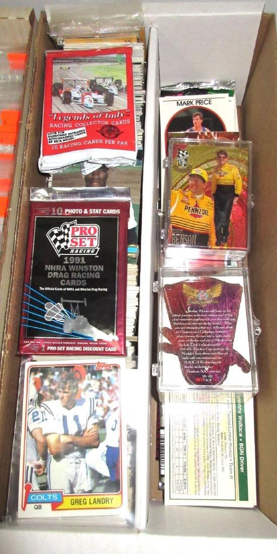 Large Lot Baseball Cards - 4
