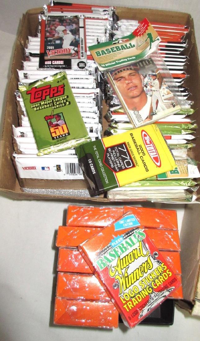 Lg Lot Misc. Baseball Cards - 2