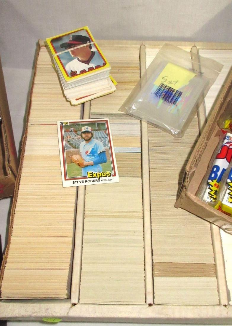 Lg Lot Misc. Baseball Cards - 3