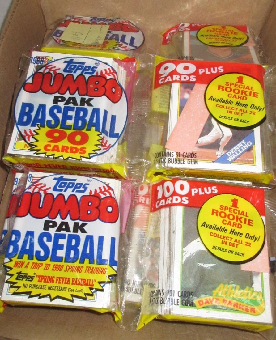Lg Lot Misc. Baseball Cards - 4
