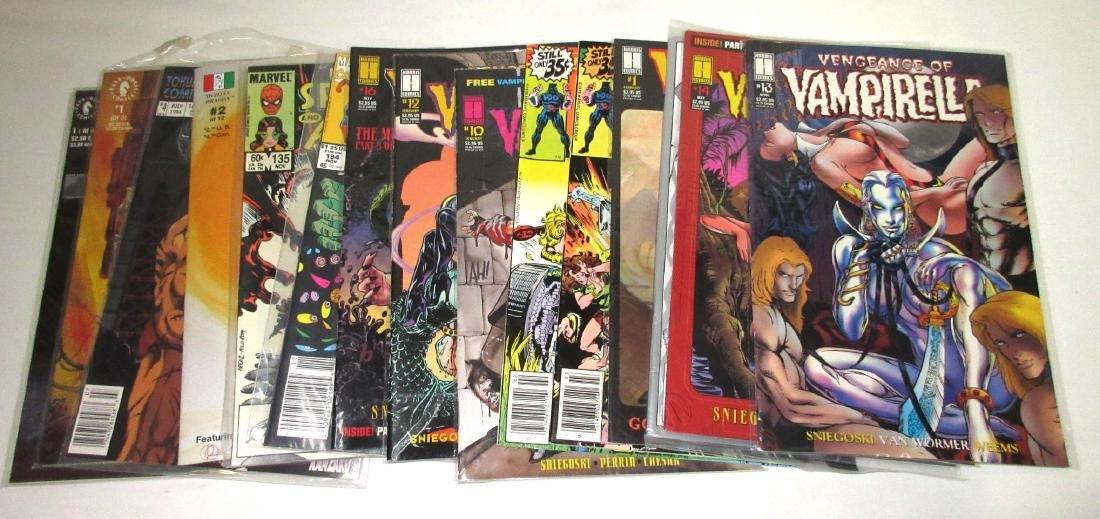 20 Mint Unread Comic Books