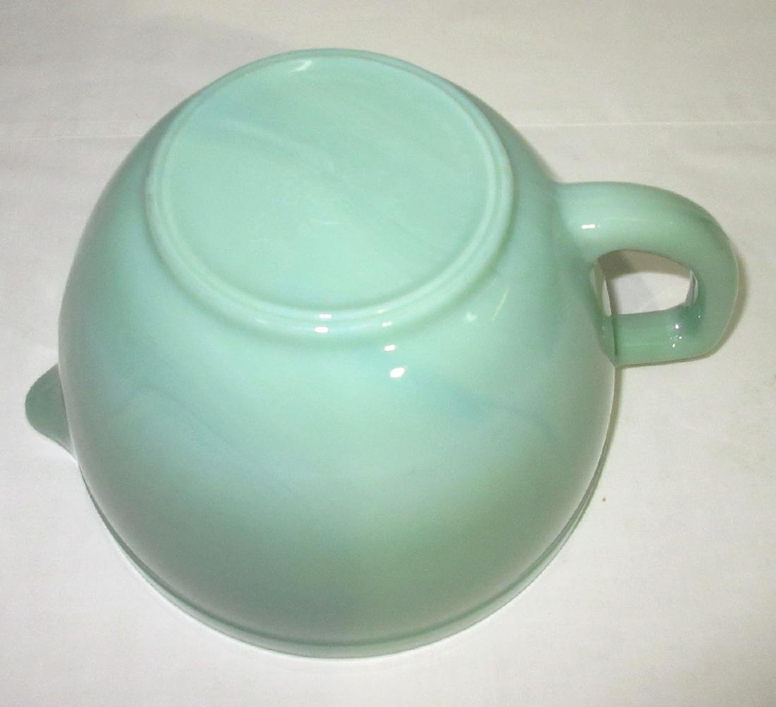 Fire King Jadeite Mixing Bowl - 2