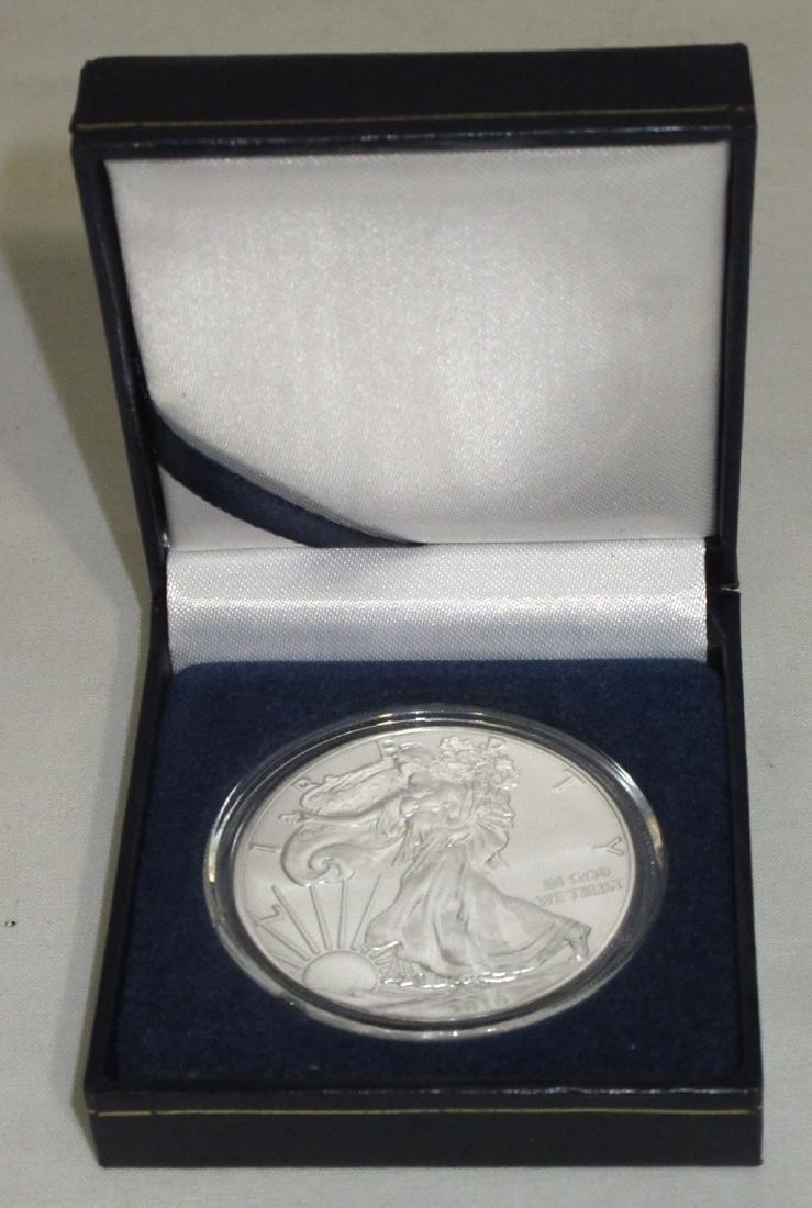 2016 Silver Eagle Coin