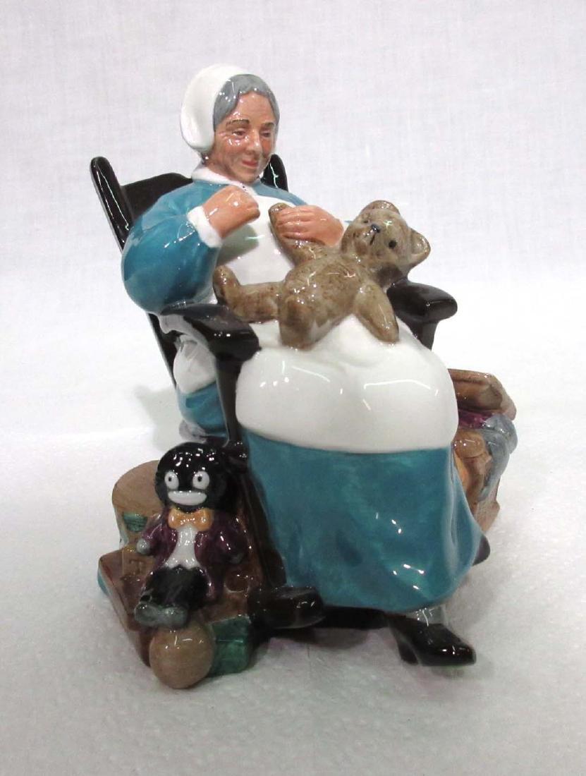 "Royal Doulton Figurine ""Nanny"""