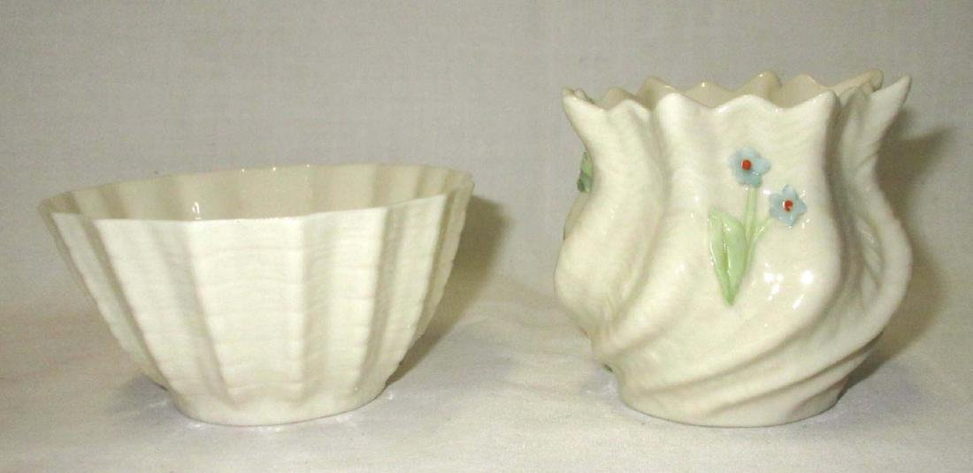 2 Pcs. Of Belleek - 2