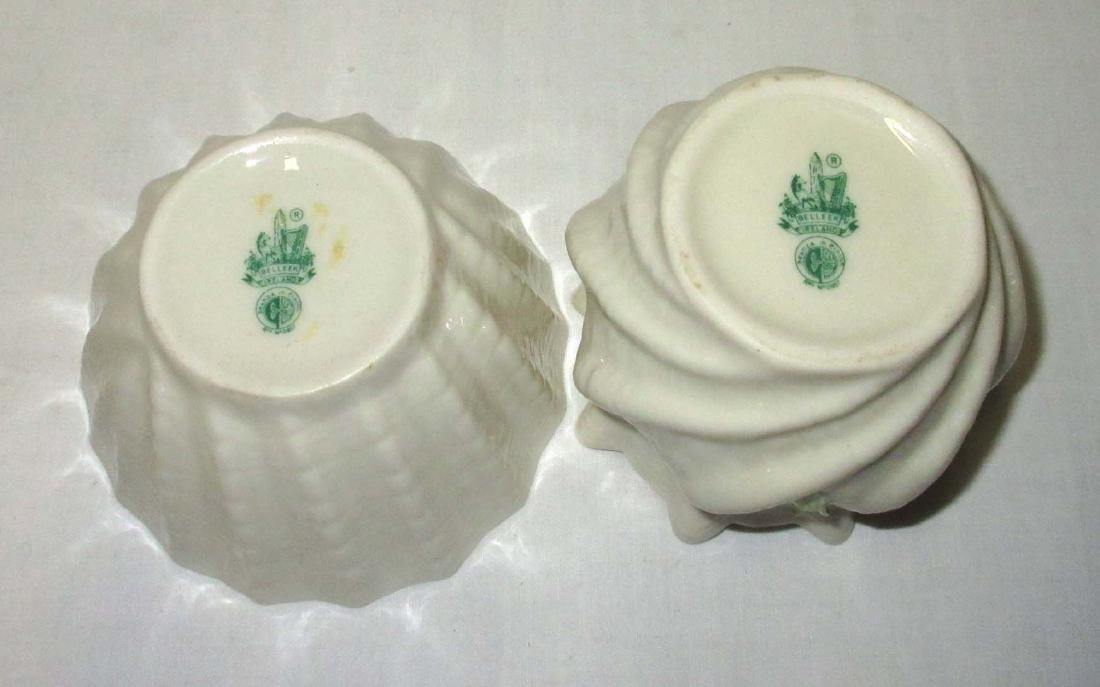 2 Pcs. Of Belleek - 3