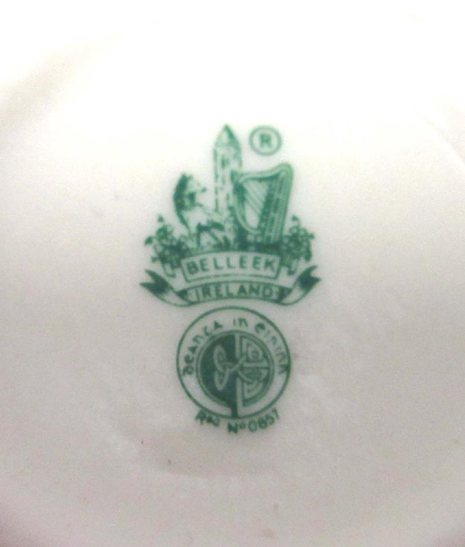 2 Pcs. Of Belleek - 4