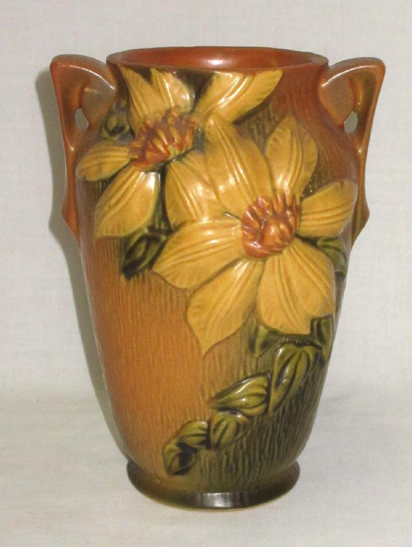 Roseville Pottery Vase 105-7