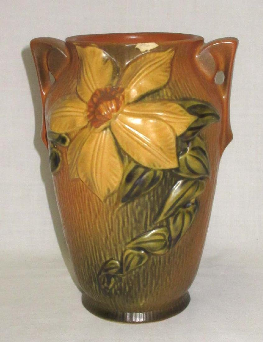 Roseville Pottery Vase 105-7 - 2