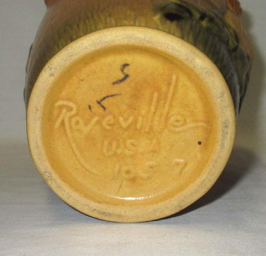 Roseville Pottery Vase 105-7 - 3