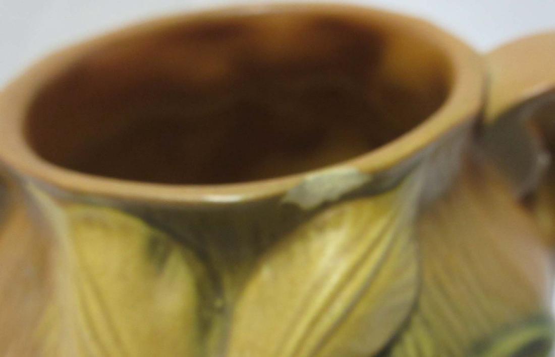 Roseville Pottery Vase 105-7 - 4