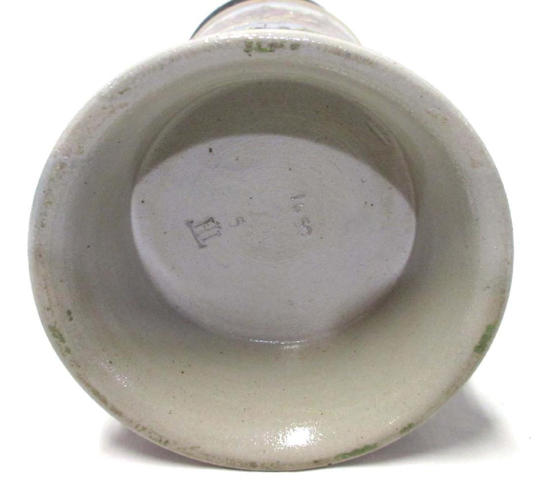 German Regimental Beer Stein w/Spinning top of lid - 4