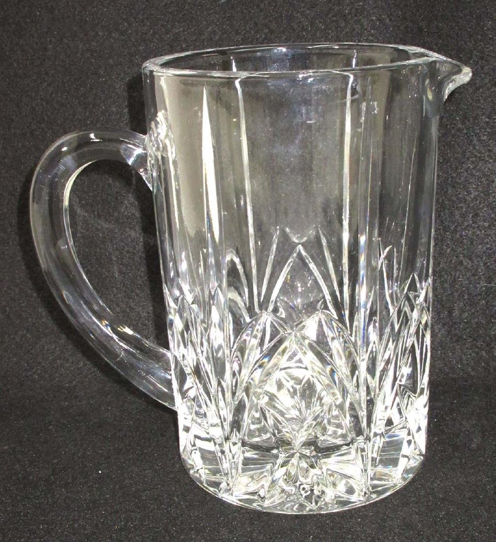 "7 Pc. Waterford ""Marquis"" Pitcher & Glasses - 2"