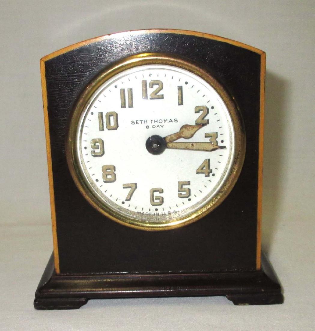 Seth Thomas 8 Day Clock