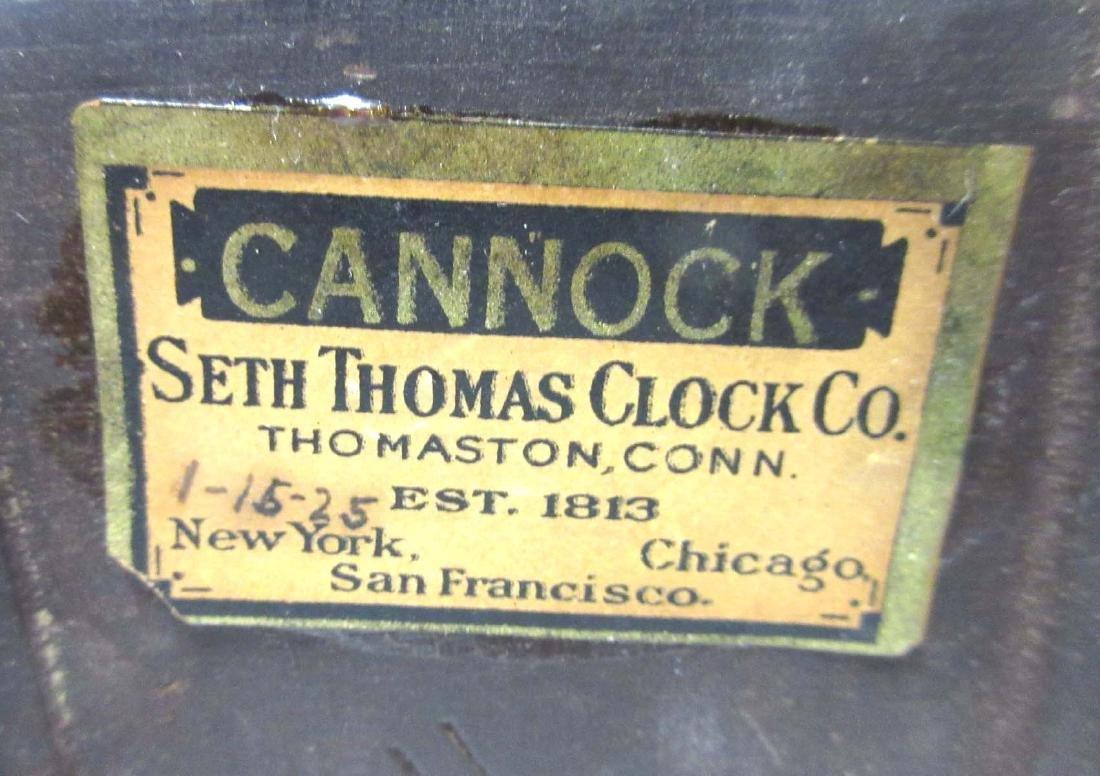Seth Thomas 8 Day Clock - 5