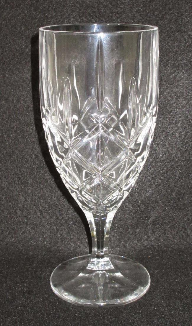 """Set of 8 Waterford """"Marquis"""" Goblets - 2"""