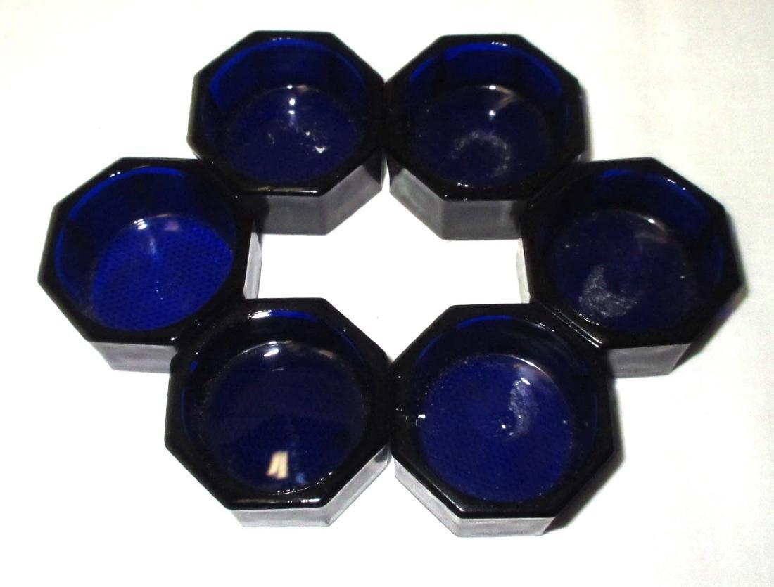 Set of 6 Dk. Cobalt Salts - 2