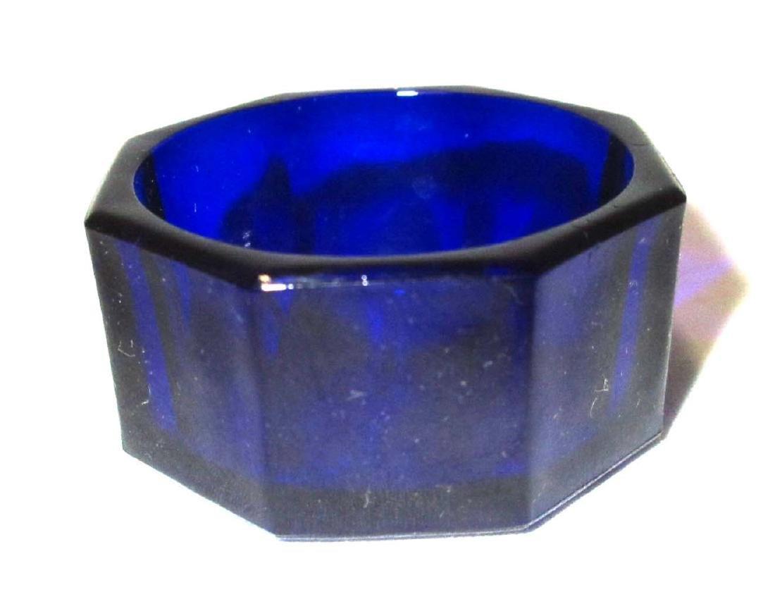 Set of 6 Dk. Cobalt Salts - 3