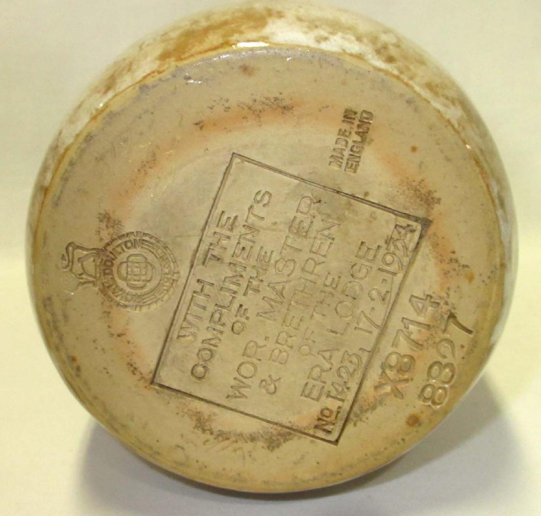Royal Doulton Pottery Vase - 3