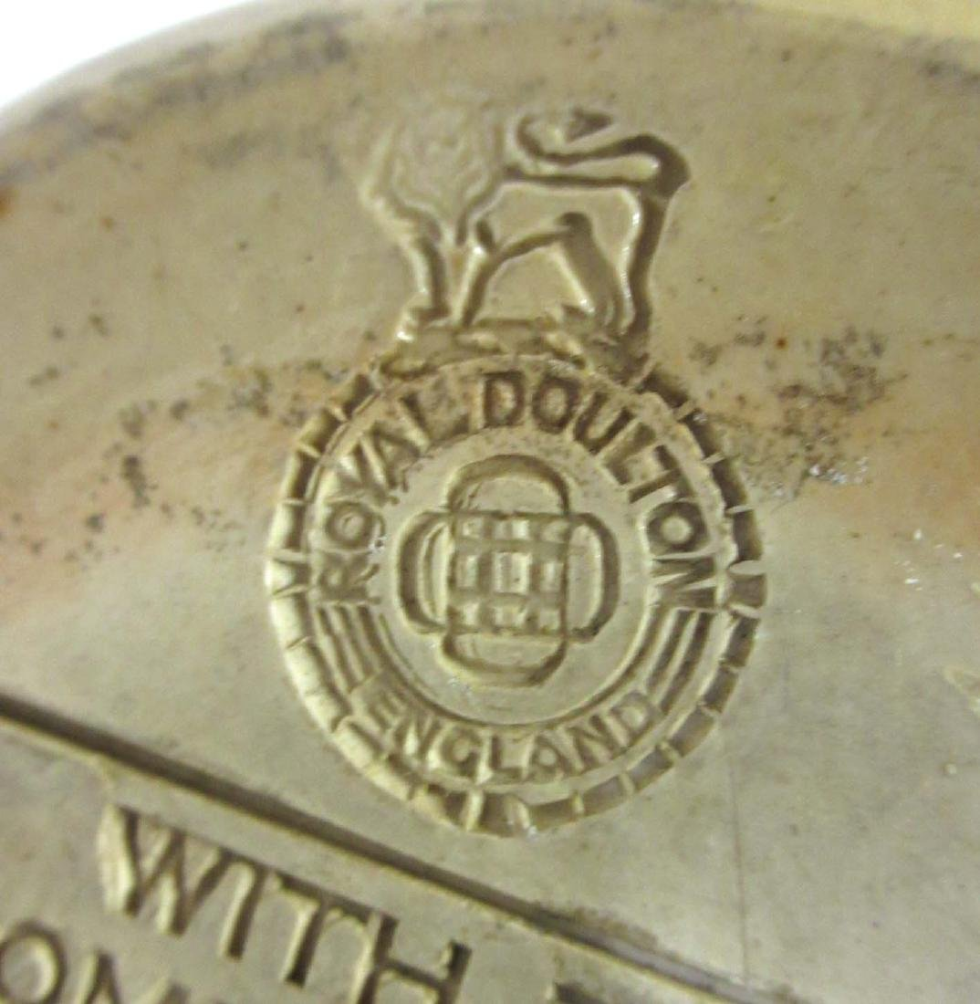 Royal Doulton Pottery Vase - 4