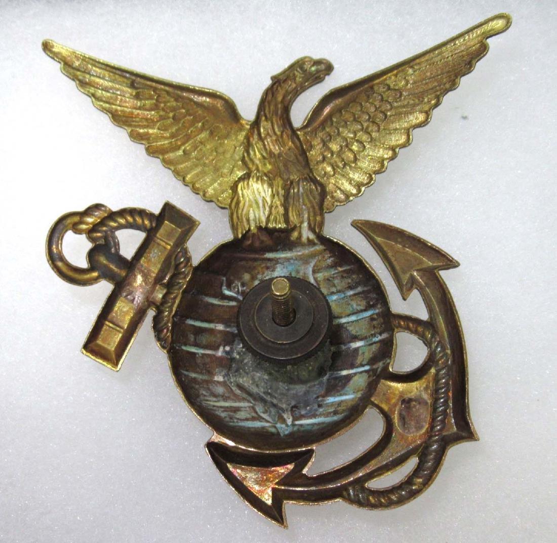 1880's USMC Helmet Insignia - 3
