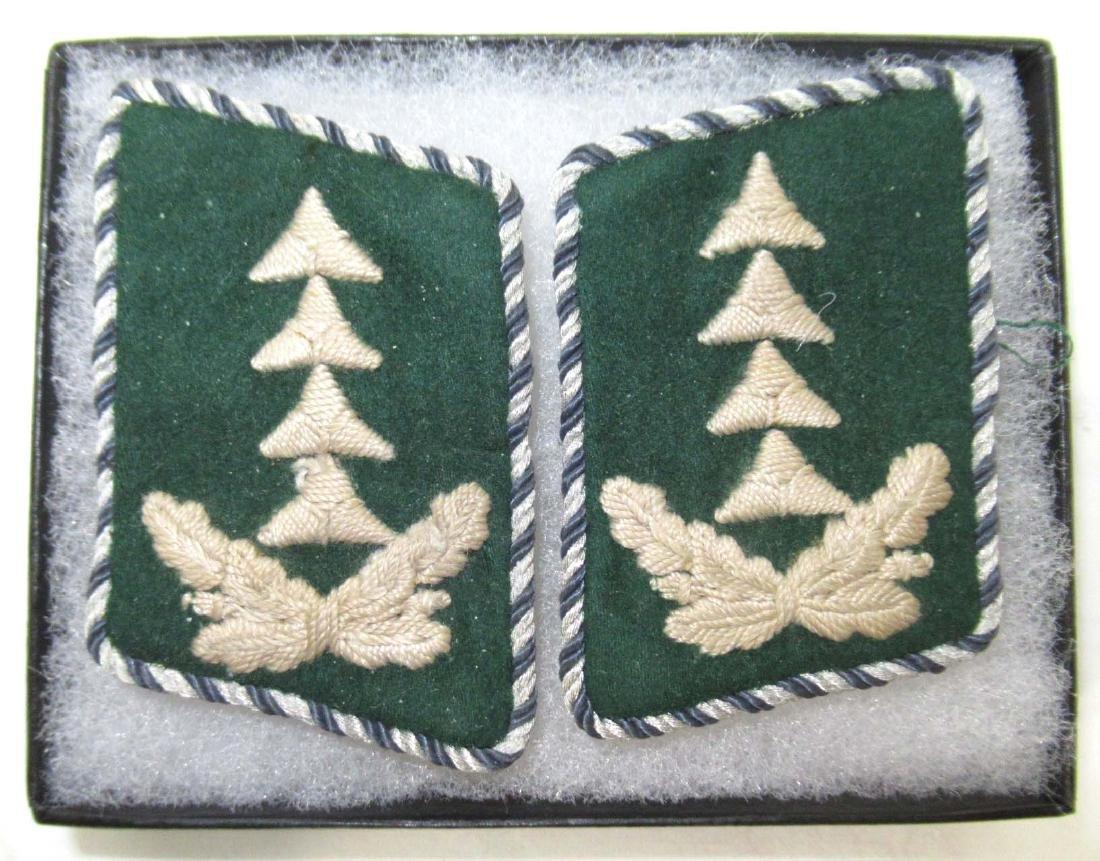 Pr. Luftwaffe Administration Collar Tabs