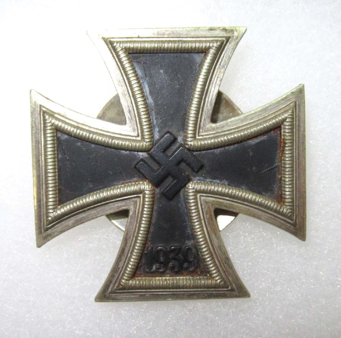 German WW 2 Iron Cross 1st class