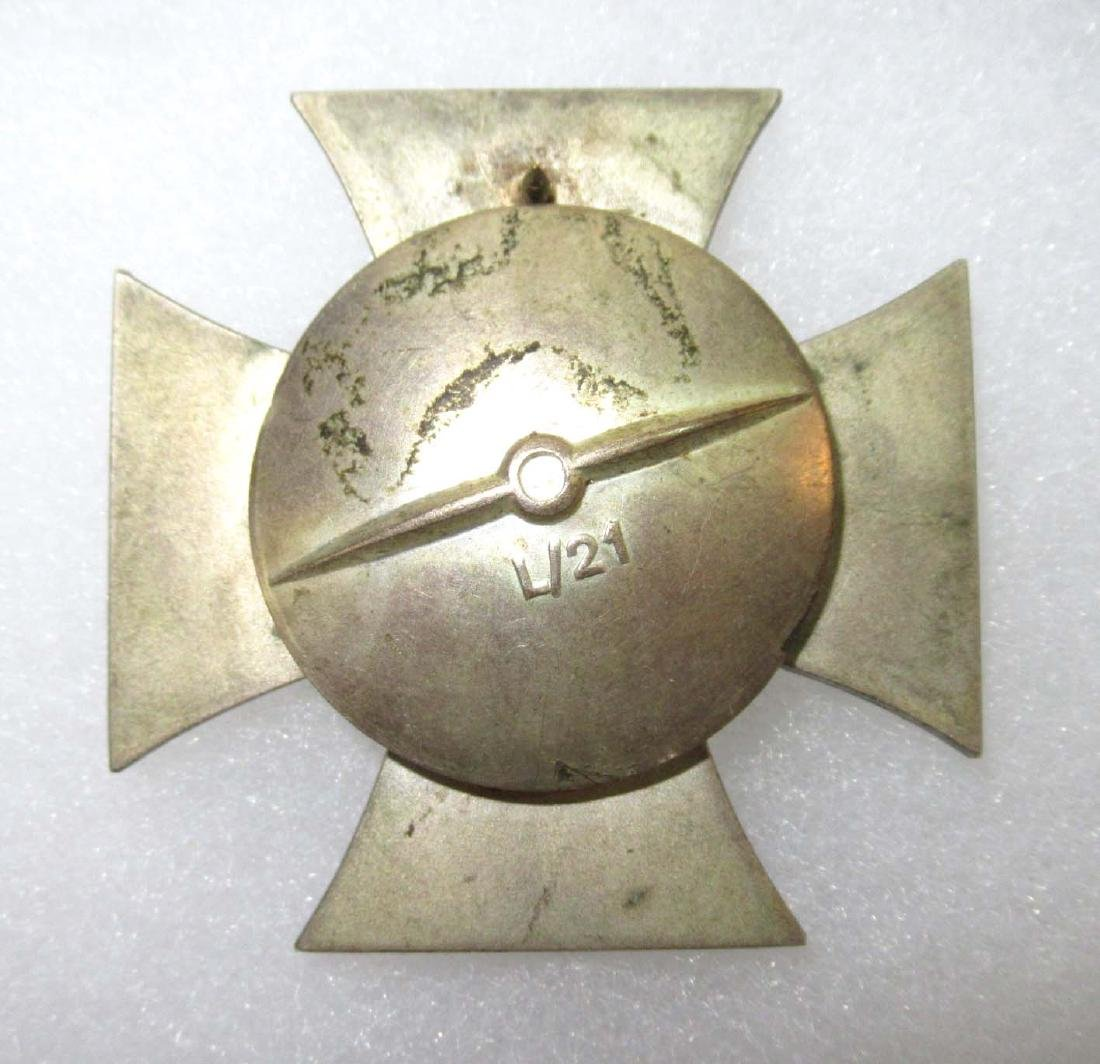 German WW 2 Iron Cross 1st class - 2