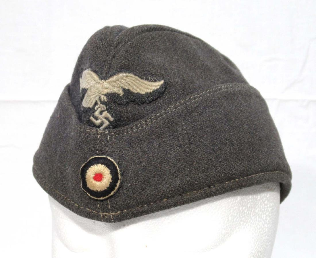 German Luftwaffe Side Cap