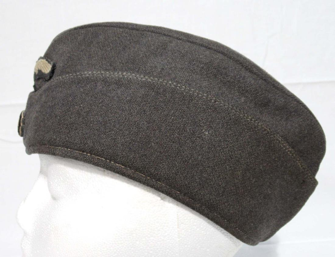 German Luftwaffe Side Cap - 3