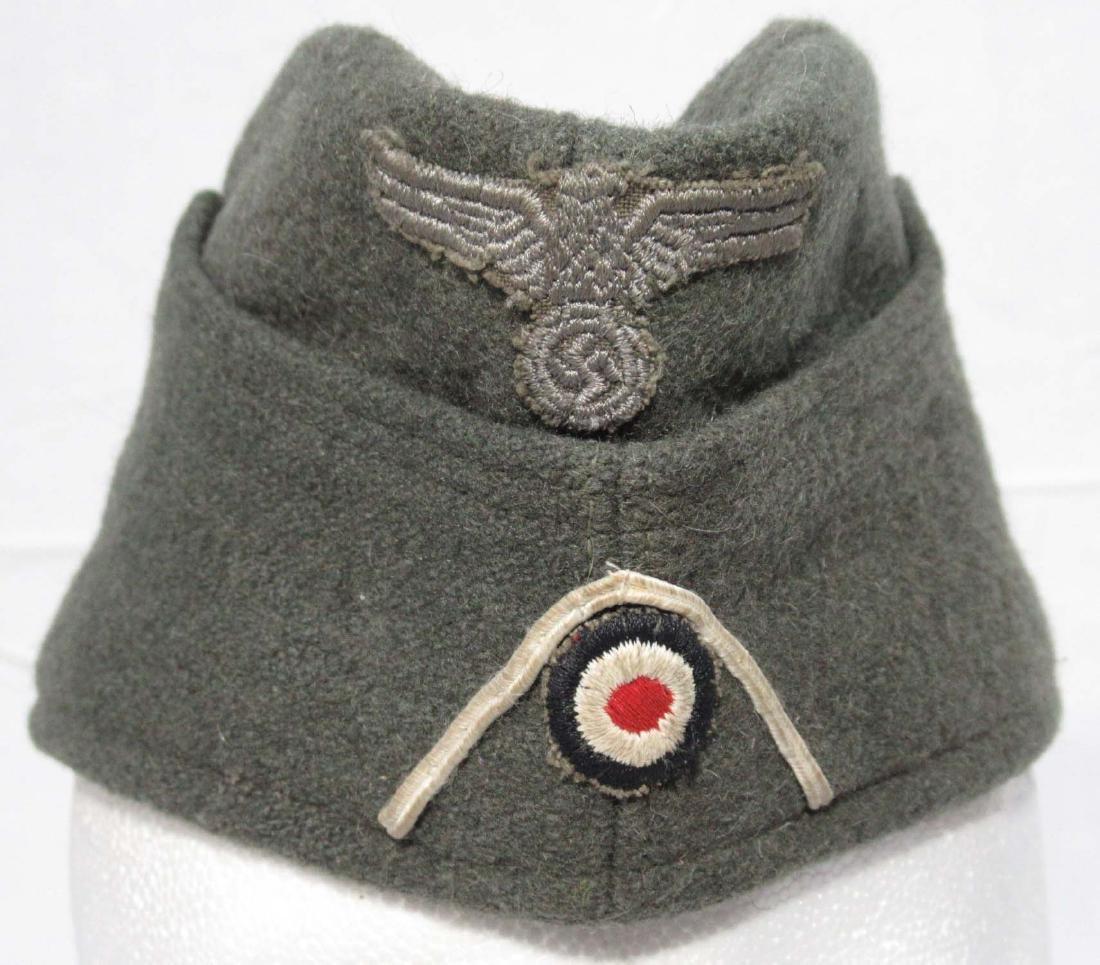 German Army Side Cap - 2