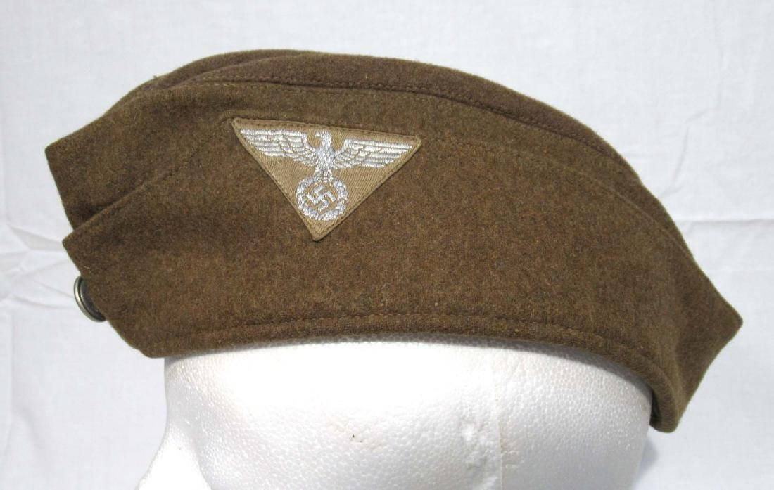 German SA Side Cap