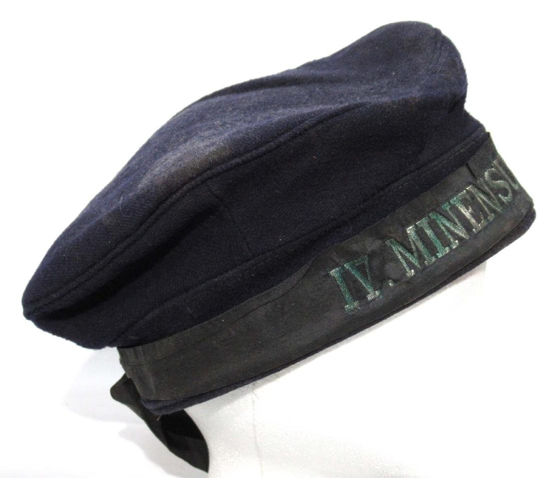 German WW 1 Navy Floatilla Cap - 3
